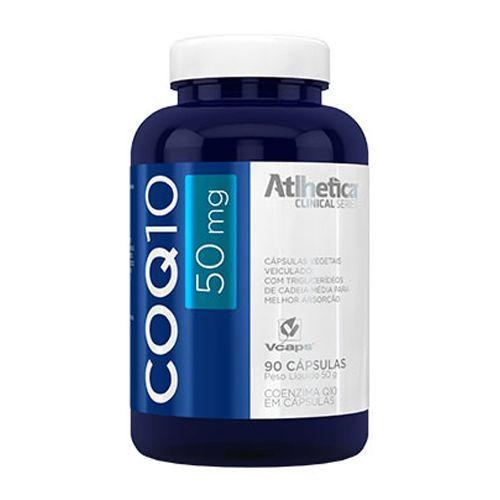 COQ10 50mg - 90 Cápsulas - Atlhetica