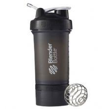 Coqueteleira Blender Bottle Prostak Fullcolor - 650 ml Preta
