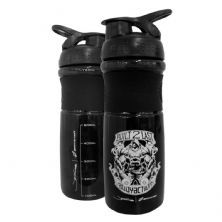 Coqueteleira Built 2 Last - 760ml Preto - BodyAction