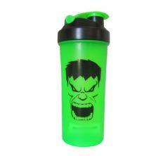 Coqueteleira Super Herói - 700ml - Hulk