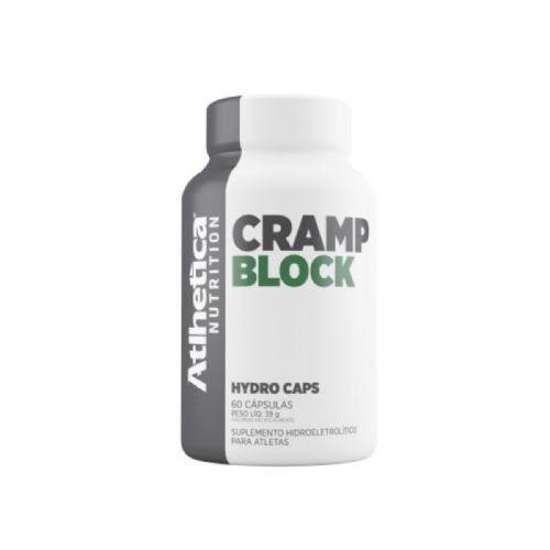 Cramp Block Endurance Series - 60 Cápsulas - Atlhetica Nutrition no Atacado