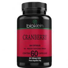 Cranberry - 60 Cápsulas - Bioklein