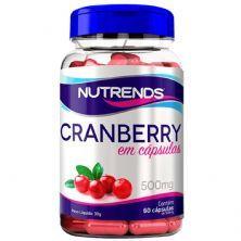 Cranberry - 60 Cápsulas - Nutrends