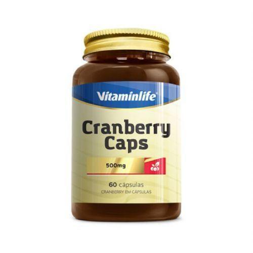 Cranberry Caps - 60 Cápsulas - Vitaminlife no Atacado