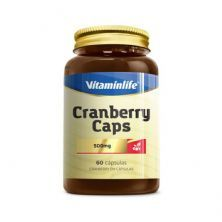 Cranberry Caps - 60 Cápsulas - Vitaminlife