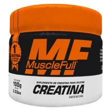 Creatina - 100g Natural - MuscleFull