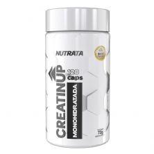 Creatina - 120 Cápsulas - Nutrata
