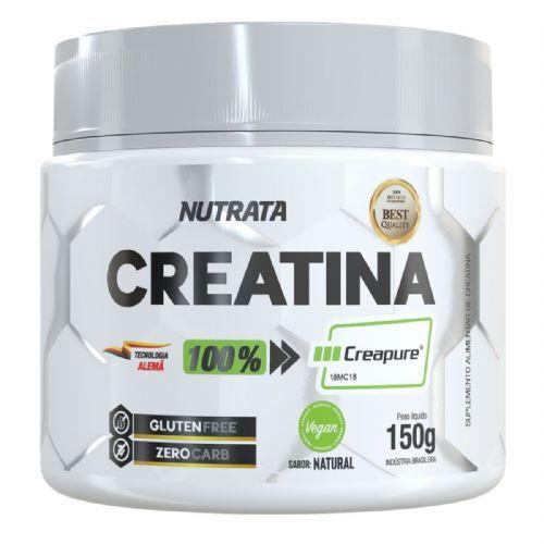 Creatina Creapure - 150g - Nutrata no Atacado
