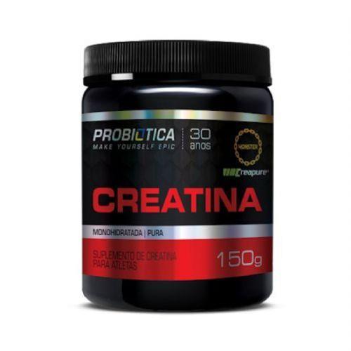 Creatina Creapure Monohidratada Pura - 150g - Probiótica no Atacado