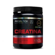 Creatina Creapure Monohidratada Pura - 150g - Probiótica