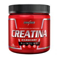 Creatina Hardcore Reload - 300g - IntegralMédica