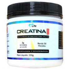 Creatina HPLC - 150g - Mlife