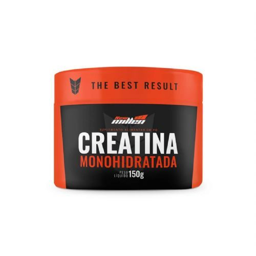 Creatina Monohidratada - 150g - New Millen no Atacado