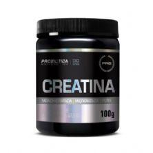 Creatina Monohidratada Pura - 100g - Probiótica*** Data Venc. 30/11/2019