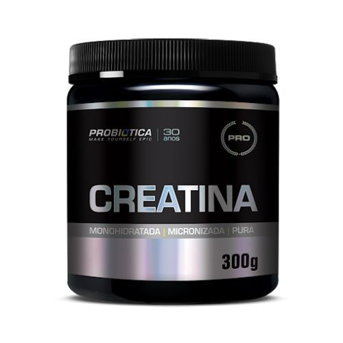 Creatina Monohidratada Pura - 300g - Probiótica
