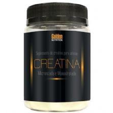 Creatina Monoidratada - 200g - Golden Nutrition