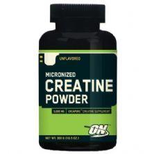 Creatina Powder Creapure - 300g - Optimum Nutrition