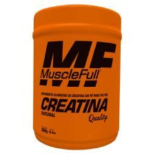 Creatina Quality Price - 300g Natural - MuscleFull