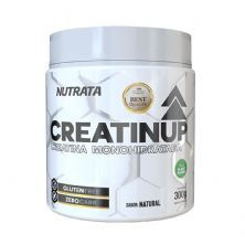 Creatina Up Monohidratada Vegano - 300g - Nutrata