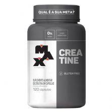 Creatine - 120 Cápsulas - Max Titanium