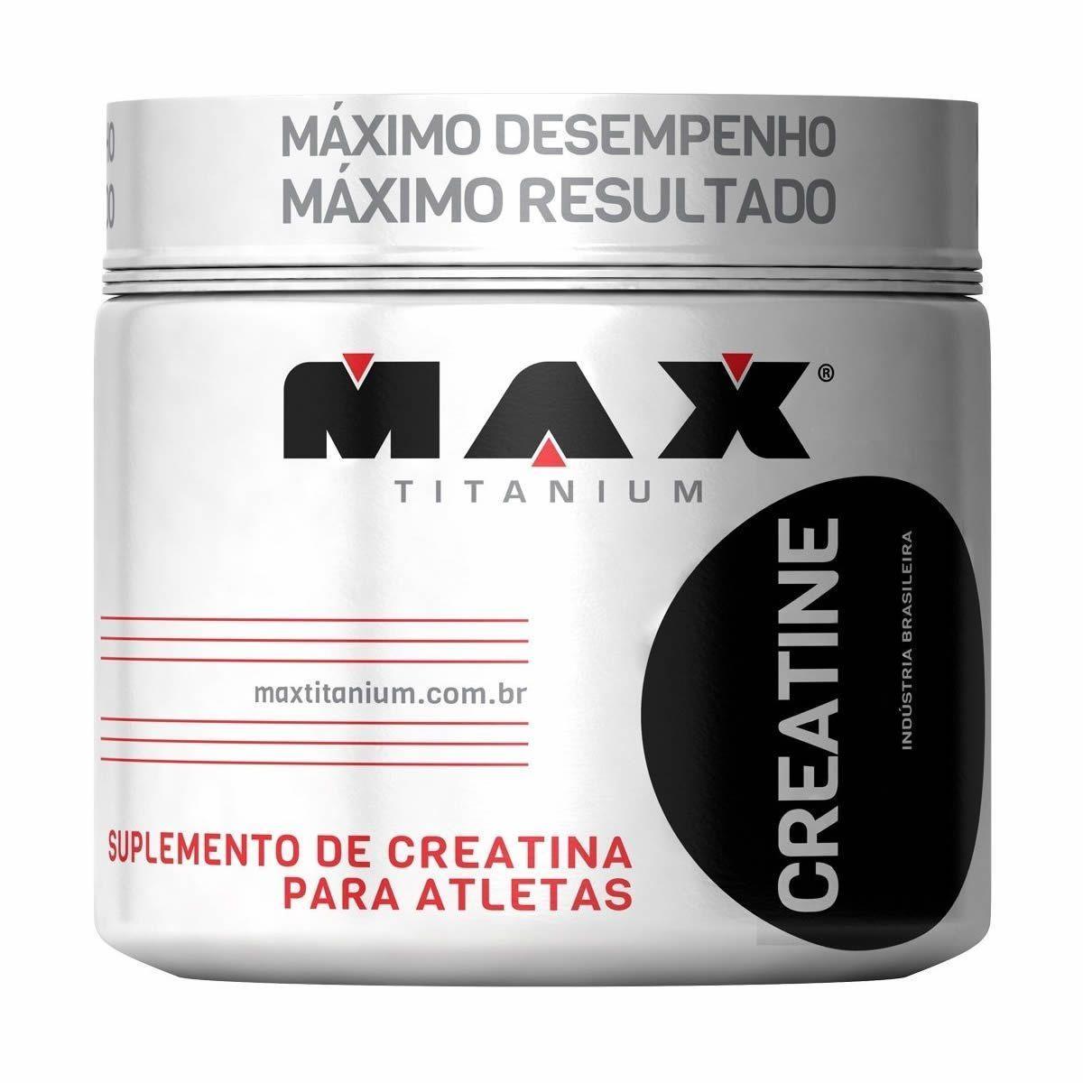 Creatine - 150g - Max Titanium