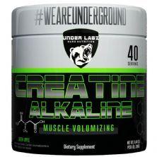 Creatine Alkaline - 200g Green Apple - Under Labz