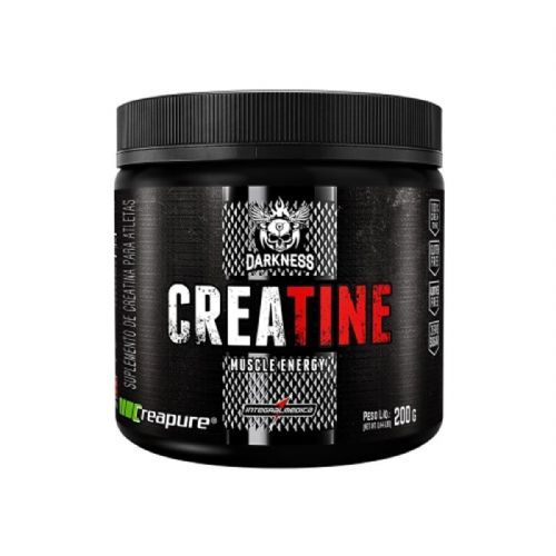 Creatine Darkness - 200g - IntegralMédica no Atacado