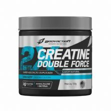 Creatine Double Force - 150g Natural - BodyAction