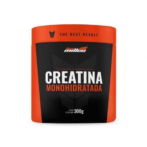 Creatine Monohidratada - 300g - New Millen no Atacado