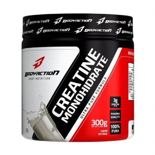Creatine Monohydrate - 300g - BodyAction no Atacado