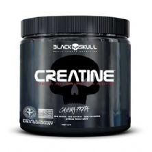 Creatine Pure Monohydrate - 150g - Black Skull