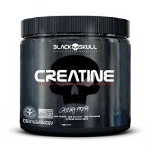 Creatine Pure Monohydrate - 300g - Black Skull