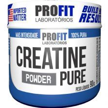 Creatine Powder 100% Pure - 90g - ProFit