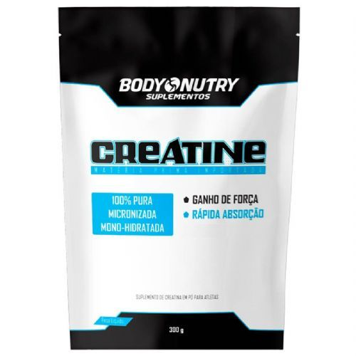 Creatine Refil - 300g Sem Sabor - Body Nutry no Atacado