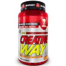 Creatine Way - Creatina 100 Tabletes - Midway (vencimento 31/01/2016)