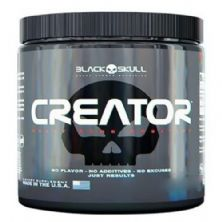 Creator Creatina - 300g - Black Skull