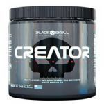 Creator Creatina - 300g - Black Skull no Atacado