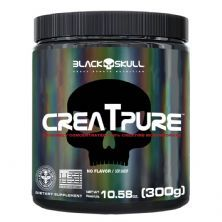 CreaTpure - 300g Sem Sabor - BlackSkull