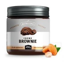 Creme Brownie - 450g - Nutríssima