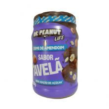 Creme de Amendoim - 350g Avelã - Dr. Peanut