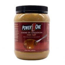 Creme de Amendoim com Café - 1005g - Power One
