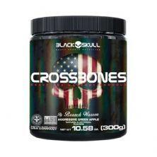 CrossBones - 300g Agressive Green Apple - Black Skull