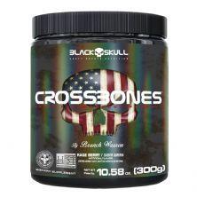 CrossBones - 300g Rage Berry- Black Skull