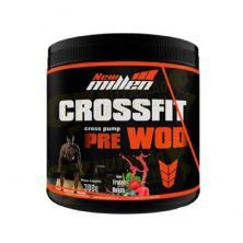 Crossfit Pre Wod - 300g Frutas Roxas - New Millen