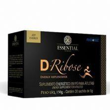 D-Ribose - 30 Sachês 5g - Essential Nutrition