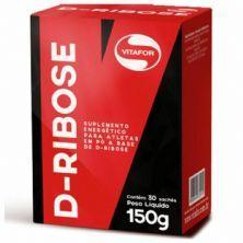 D-Ribose - 30 Sachês 5g - Vitafor