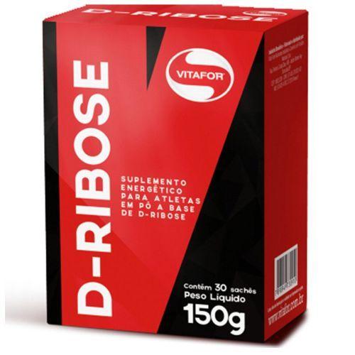 D-Ribose - 30 Sachês - Vitafor