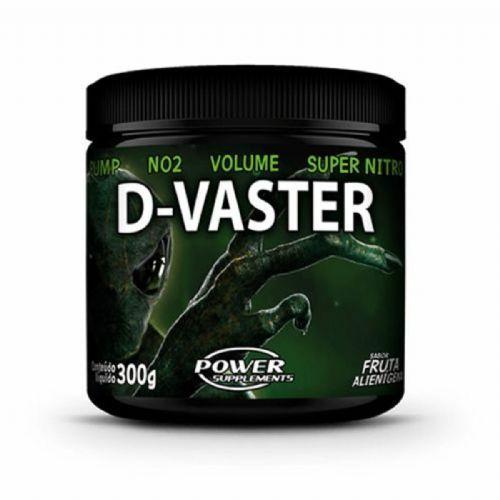 D-Vaster - 300g Fruta Alienigena - Power Suplements no Atacado
