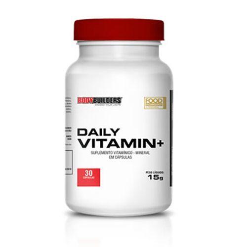 Daily Vitamin - 30 Cápsulas - BodyBuilders