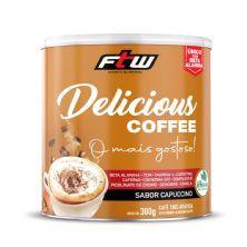 Delicious Coffee - 300g  Cappuccino - FTW